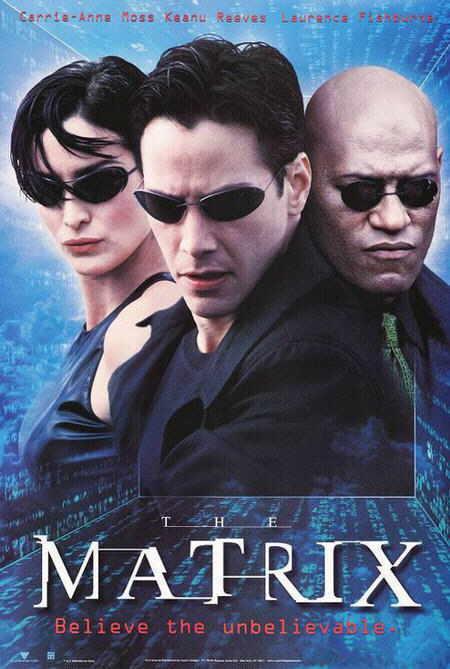 Матрица фильм